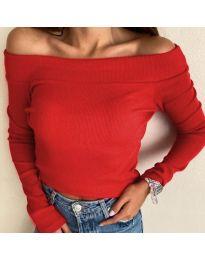 Блуза - код 3234 - црвена