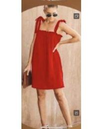 Фустан - код 482 - црвена