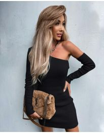 Фустан - код 4933 - црна