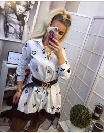 Фустан - код 870 - бела