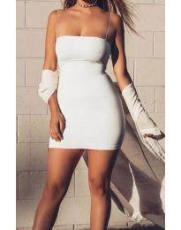 Фустан - код 3687 - бела