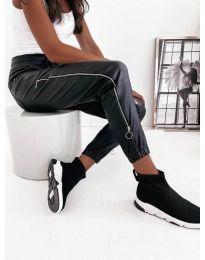 Панталони - код 5040 - црна