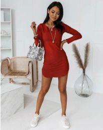 Фустан - код 8856 - црвена