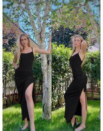 Фустан - код 7858 - црна