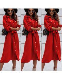 Фустан - код 1510 - црвена
