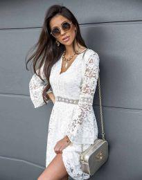 Фустан - код 6239 - бела