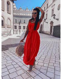 Фустан - код 1230 - црвена