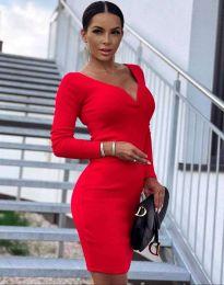 Фустан - код 12065 - црвена