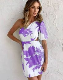Фустан - код 4650 - шарена