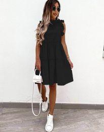 Фустан - код 2663 - црна