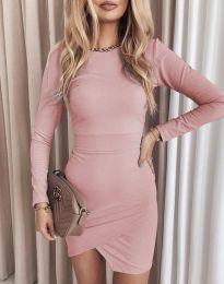 Фустан - код 2835 - розова
