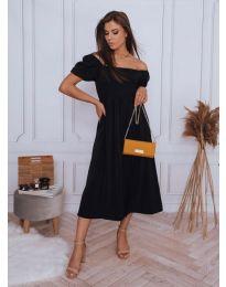Фустан - код 2117 - 2 - црна