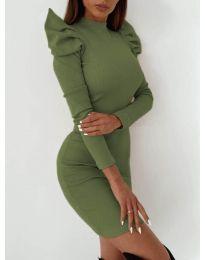 Фустан - код 9303 - зелена