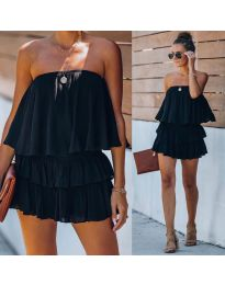 Фустан - код 0489 - црна