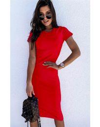 Фустан - код 682 - црвена