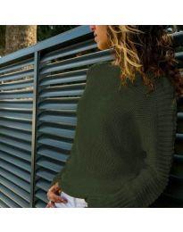 Блуза - код 825 - путер зелена