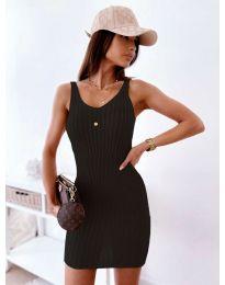 Фустан - код 10088 - црна