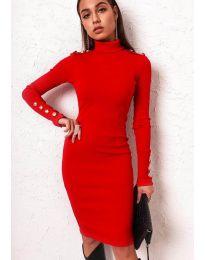 Фустан - код 11513 - црвена