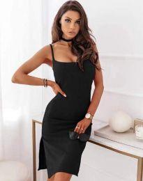 Фустан - код 7783 - црна
