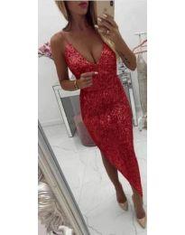 Фустан - код 837 - црвена