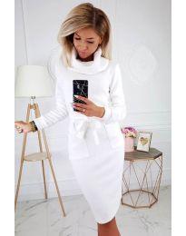 Фустан - код 219 - бела