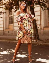 Фустан - код 1402 - 2 - цветна