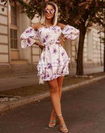 Фустан - код 1402 - 1 - бело
