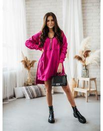 Фустан - код 6113 - циклама