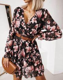 Фустан - код 2515 - шарено