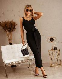 Фустан - код 6166 - црна