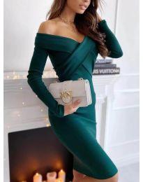 Фустан - код 6130 - путер зелена