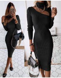 Фустан - код 149 - црна