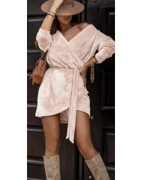 Фустан - код 238 - розова
