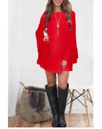 Фустан - код 8102 - црвена