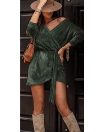 Фустан - код 238 - зелена