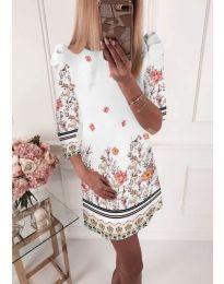Фустан - код 245 - бела