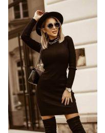 Фустан - код 0608 - црна