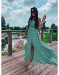 Фустан - код 1174 - зелена