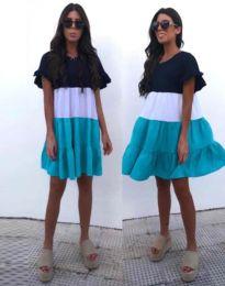 Фустан - код 1039 - 2 - шарена