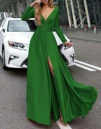 Фустан - код 3428 - зелена
