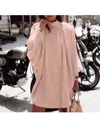 Фустан - код 0899 - розова