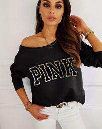 Блуза - код 11743 - црна