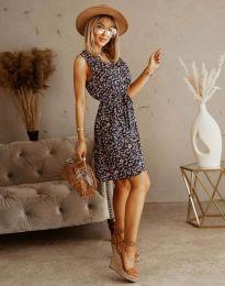 Фустан - код 6123 - шарена