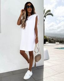 Фустан - код 11805 - бело