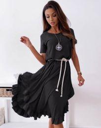 Фустан - код 11893 - црна