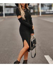 Фустан - код 2356 - 1 - црна