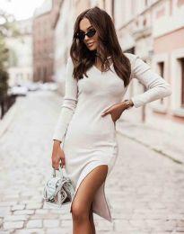 Фустан - код 6593 - бела