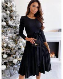 Фустан - код 3939 - црна