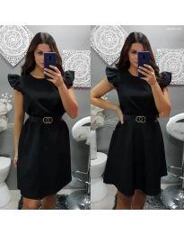 Фустан - код 703 - црна