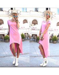 Фустан - код 336 - розова